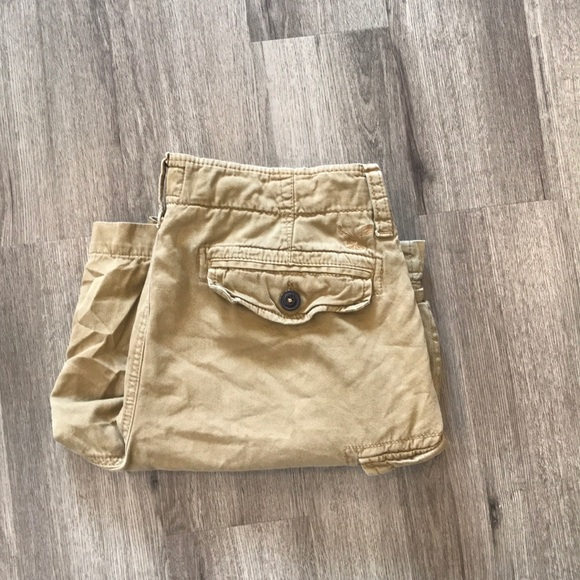 American Eagle Outfitters Other - Men's American Eagle Khaki Cargo Shorts